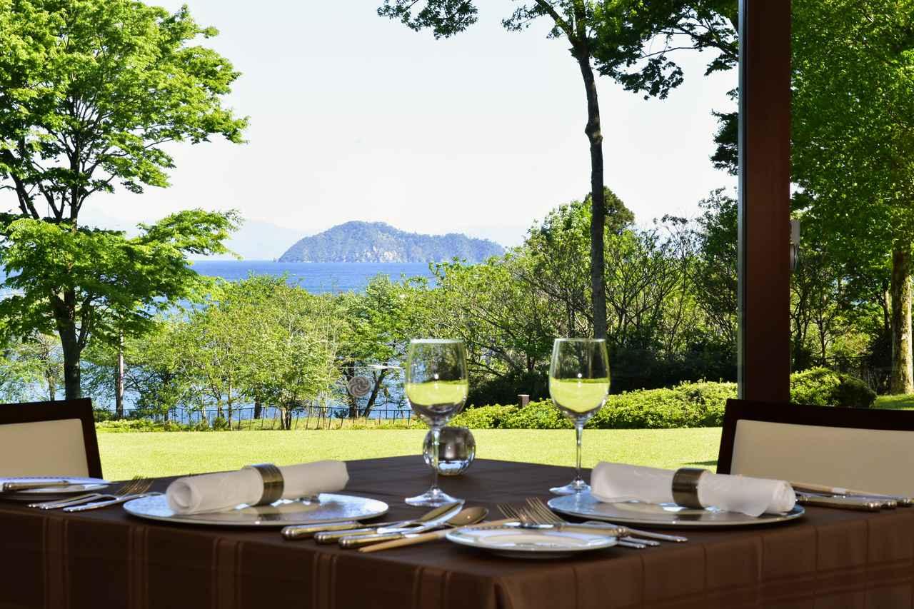 画像5: 【滋賀】近江の食文化を現代的に昇華。「ロテル・デュ・ラク」のテロワール 発酵フレンチ