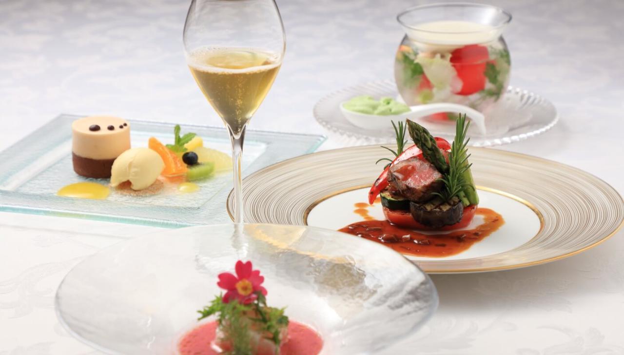 画像2: 【長崎】卓袱料理や和華蘭料理をアレンジ。「ガーデンテラス長崎ホテル&リゾート」の新・創作料理