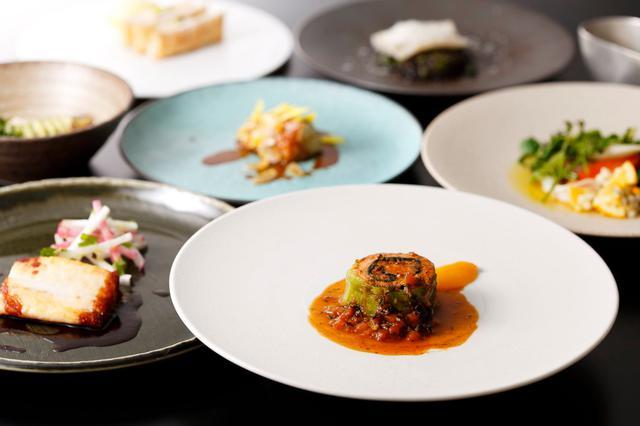 画像2: 【滋賀】近江の食文化を現代的に昇華。「ロテル・デュ・ラク」のテロワール 発酵フレンチ