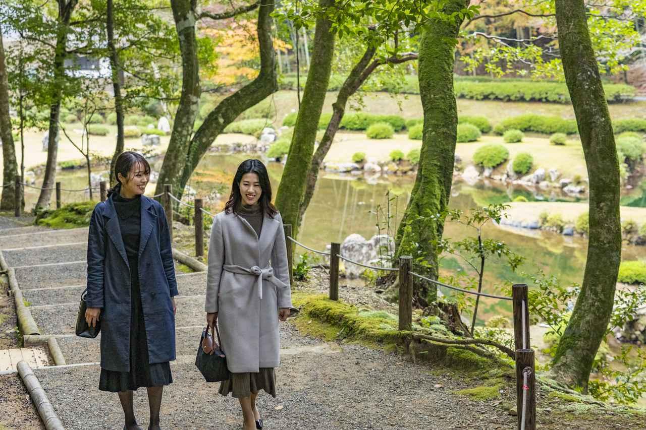 画像3: 【常栄寺 雪舟庭】水墨画家・雪舟が手がけた庭園で歴史・文化に触れる