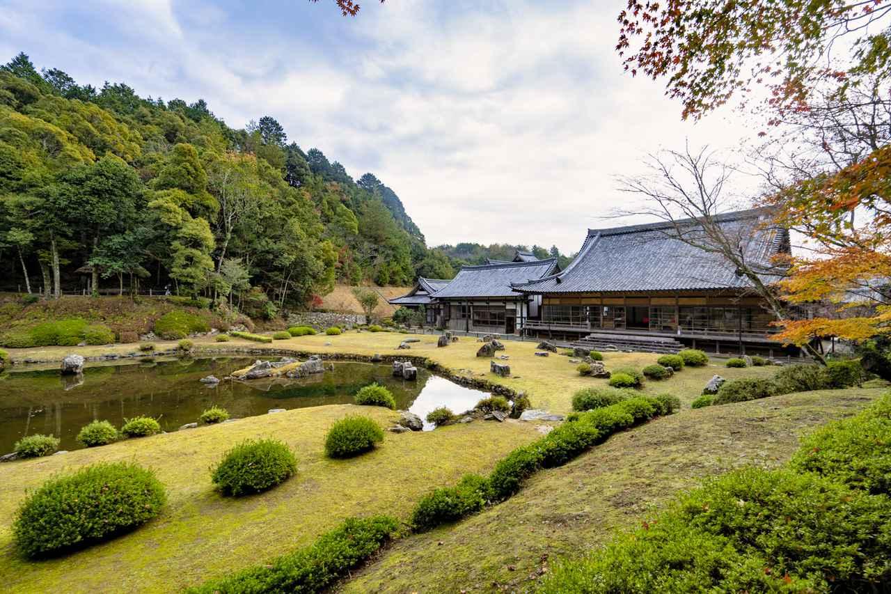 画像4: 【常栄寺 雪舟庭】水墨画家・雪舟が手がけた庭園で歴史・文化に触れる