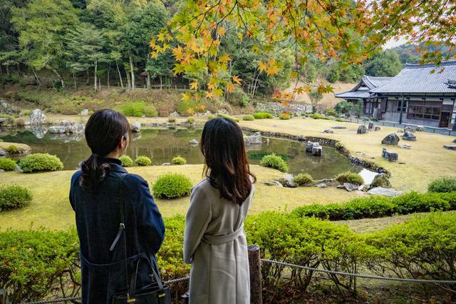 画像1: 【常栄寺 雪舟庭】水墨画家・雪舟が手がけた庭園で歴史・文化に触れる
