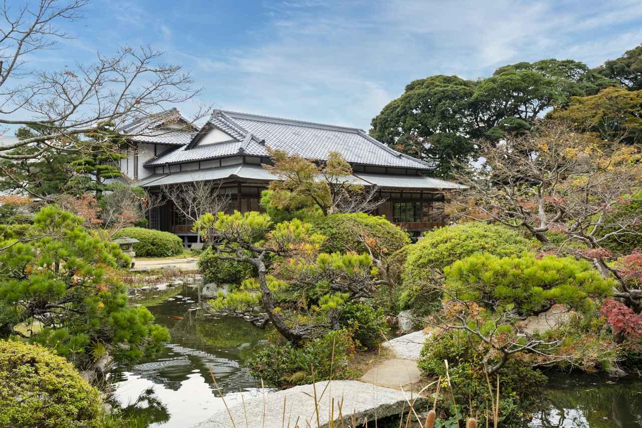 画像2: 【長府庭園】庭園観賞と一緒に山口グルメもたっぷり満喫