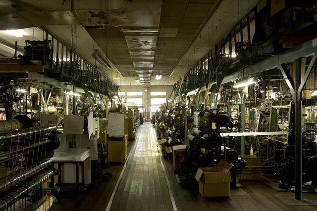 画像: 同じ敷地内にある工場