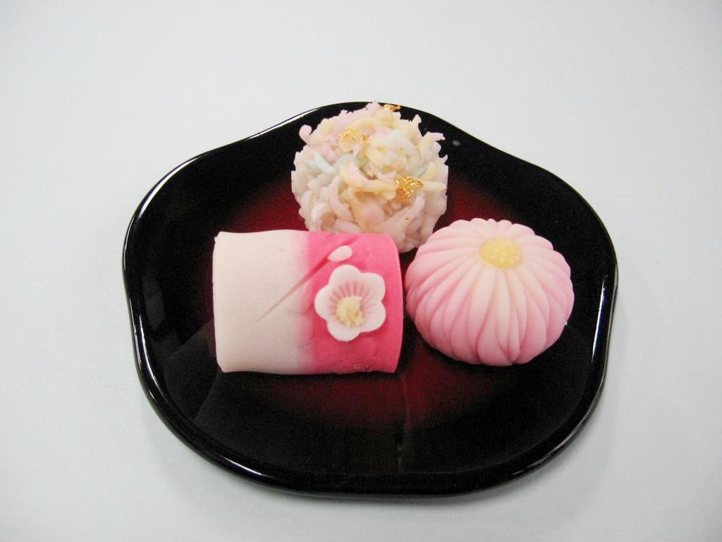 画像2: 【石川】ねりきりあんの「和菓子作り」を3種も体験