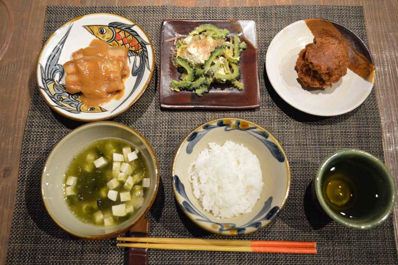 画像3: 【沖縄】市場を巡って食材についても学べる「沖縄料理」クッキング