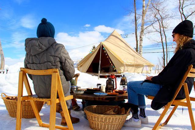 画像1: 【北海道】白銀の世界とウィンタースポーツを満喫できる「ニセココテージボンゴ広場」