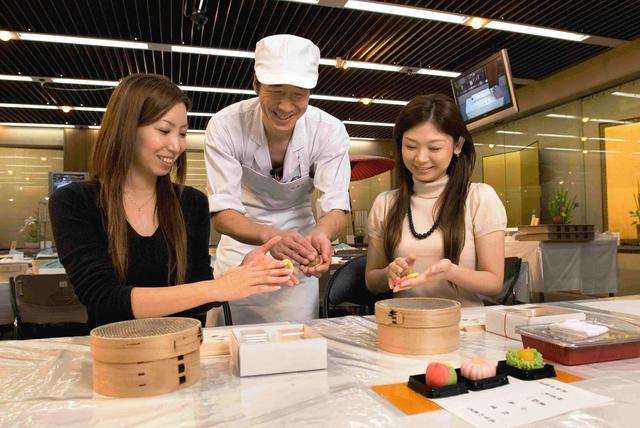 画像4: 【石川】ねりきりあんの「和菓子作り」を3種も体験