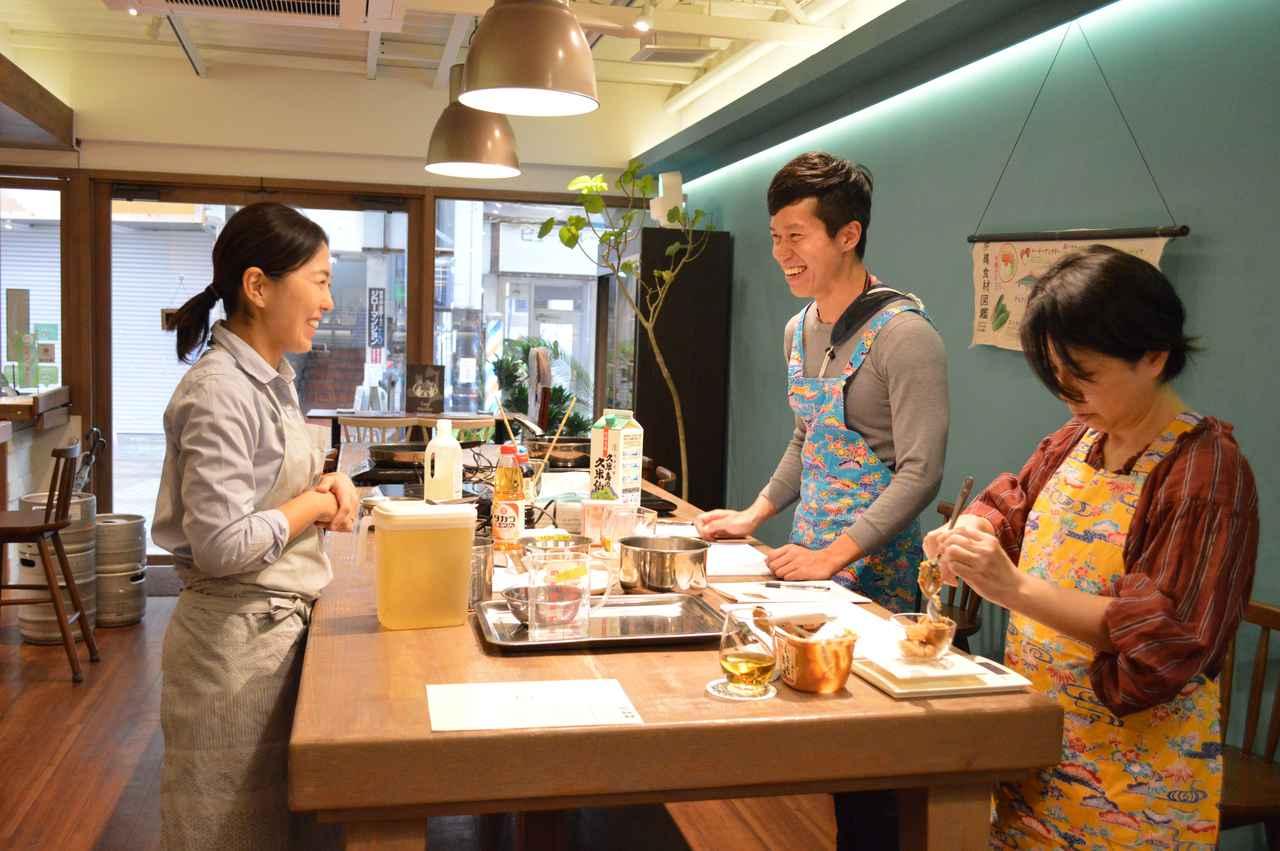 画像4: 【沖縄】市場を巡って食材についても学べる「沖縄料理」クッキング