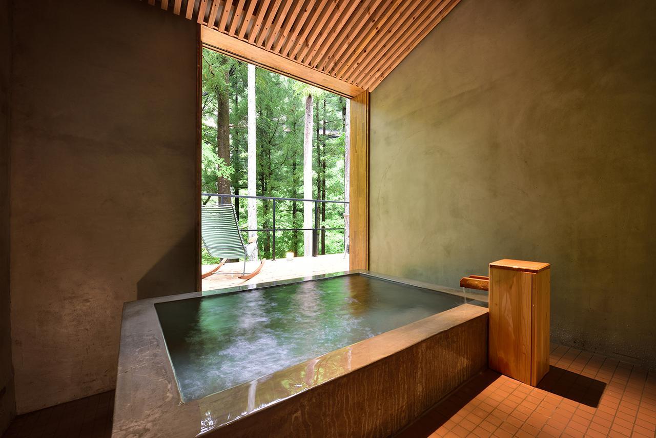 画像2: 【群馬県】温泉で温まりながらアウトドア気分を味わえる「温泉グランピング シマブルー」