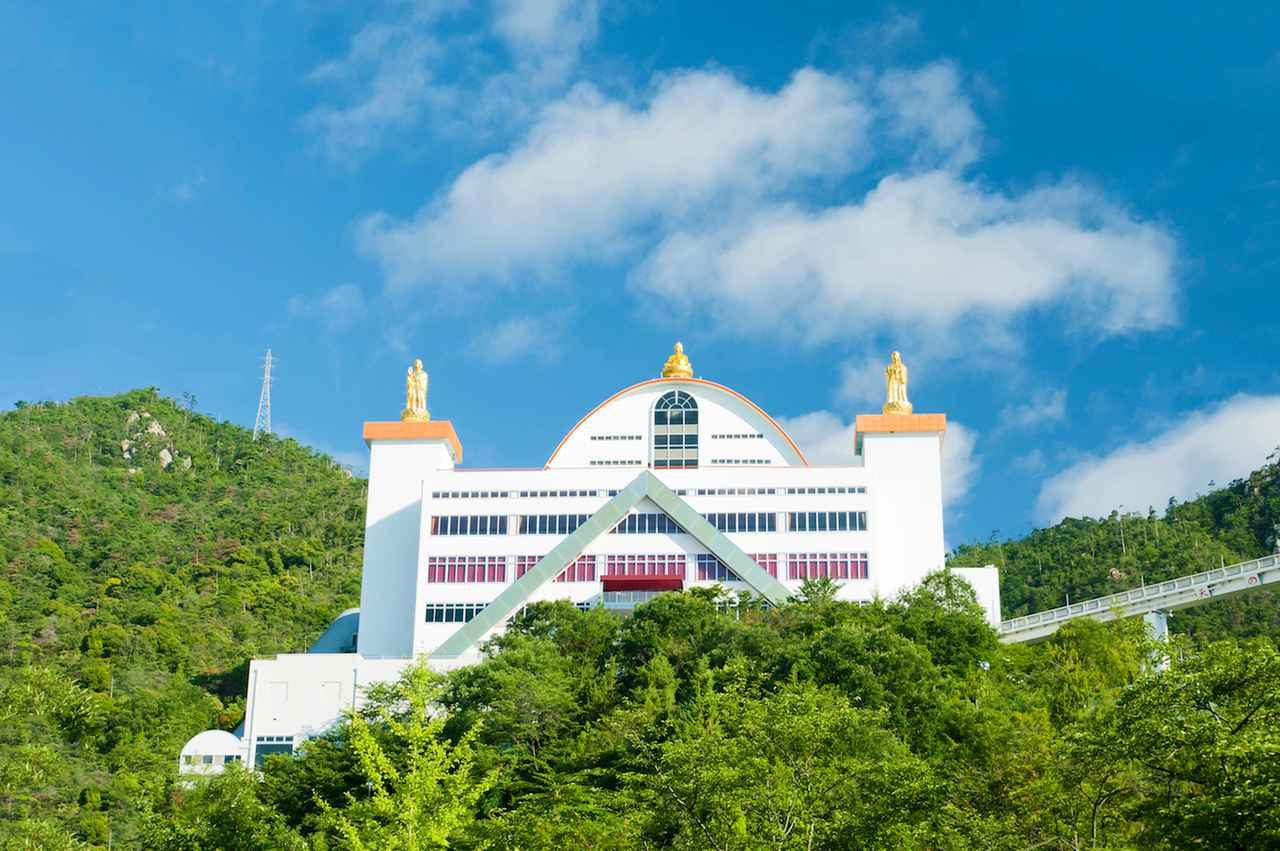画像1: 【広島】「海の見える杜美術館」で広大な瀬戸内海に囲まれる