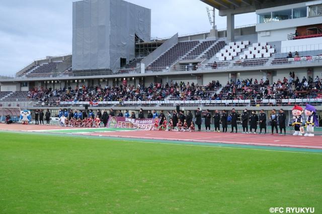 画像5: 沖縄市で地元感を楽しむサッカー観戦、イルミネーション鑑賞の旅
