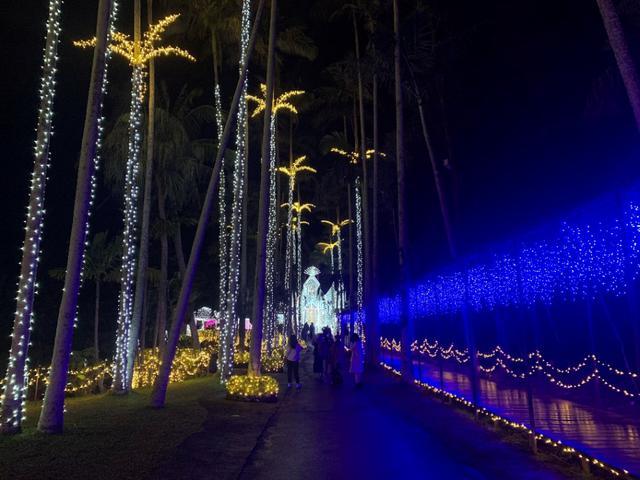 画像8: 沖縄市で地元感を楽しむサッカー観戦、イルミネーション鑑賞の旅