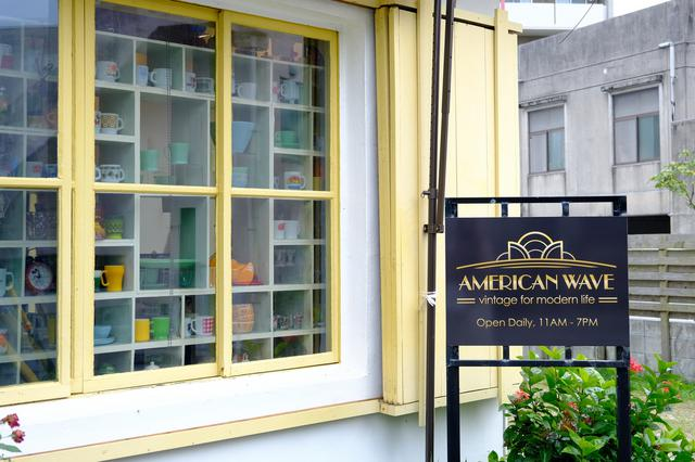 画像: まず訪ねたのはアメリカのヴィンテージを扱う「アメリカンウェーブ」。