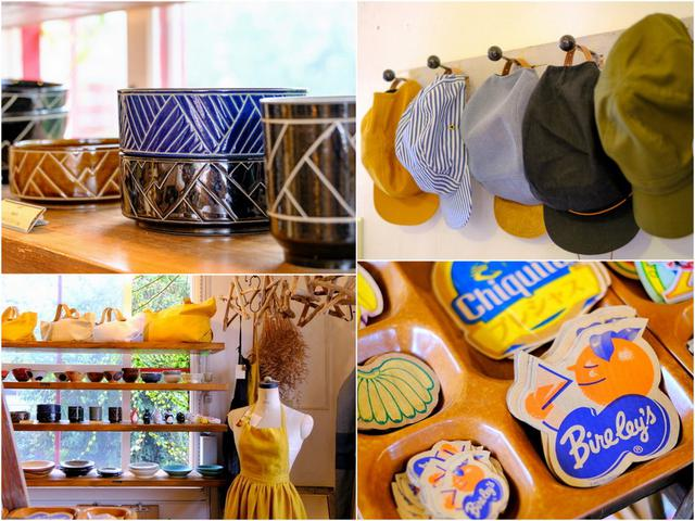 画像: 移住者から見た、沖縄の魅力を詰め込んだようなお店です。民芸工芸からファッション、食まで様々。