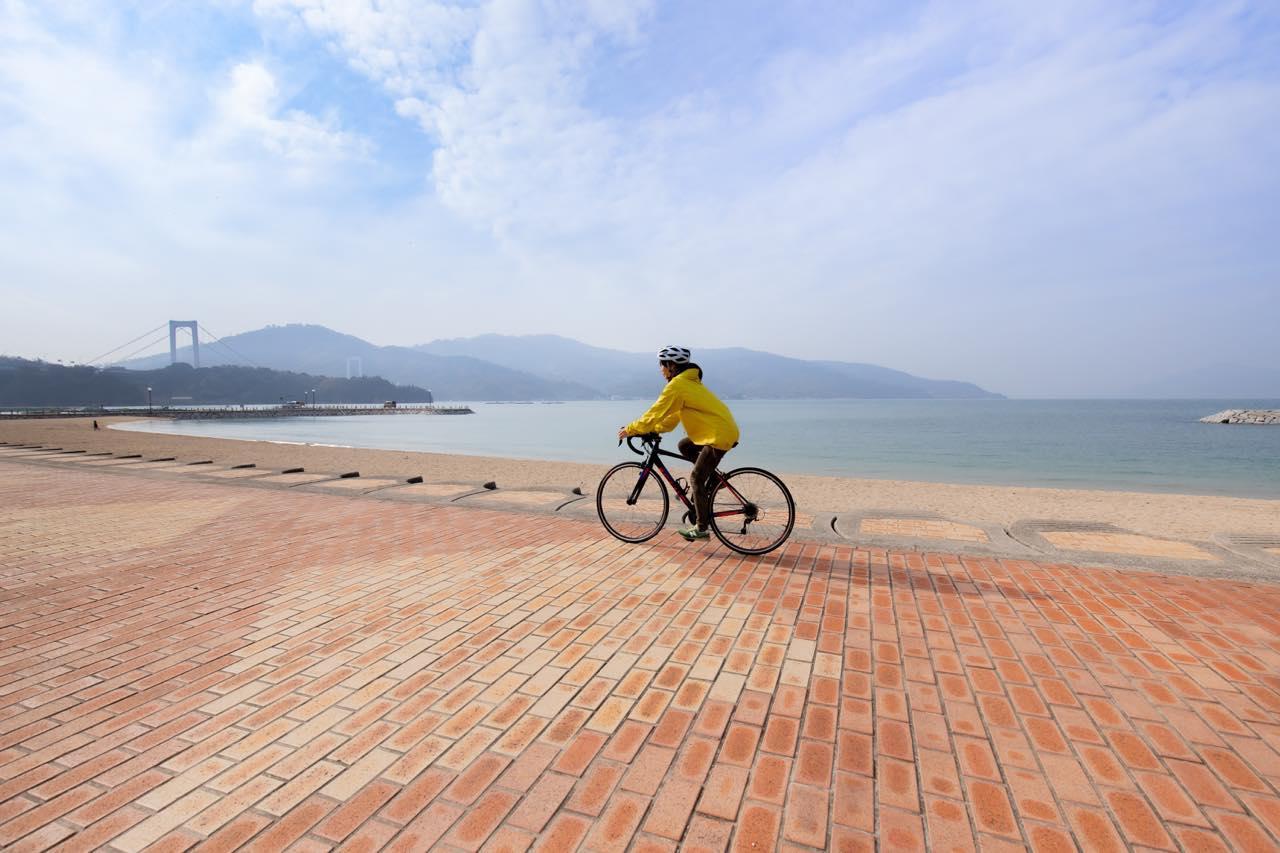 画像1: 「伯方の塩」発祥の海岸で、ちょっと変わったスイーツをいただきます