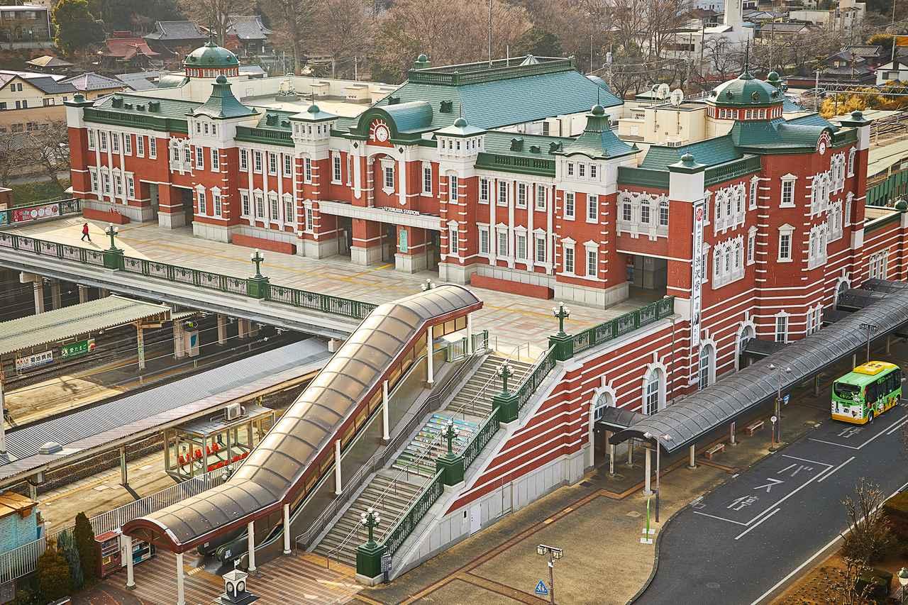 画像2: 1. 東京駅にそっくりな「深谷駅」。「実は深谷が元祖」と言われる理由とは