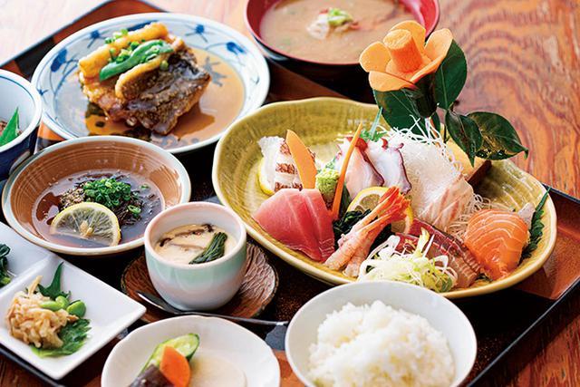 画像: 12:30 宮崎の海鮮をたっぷり堪能!