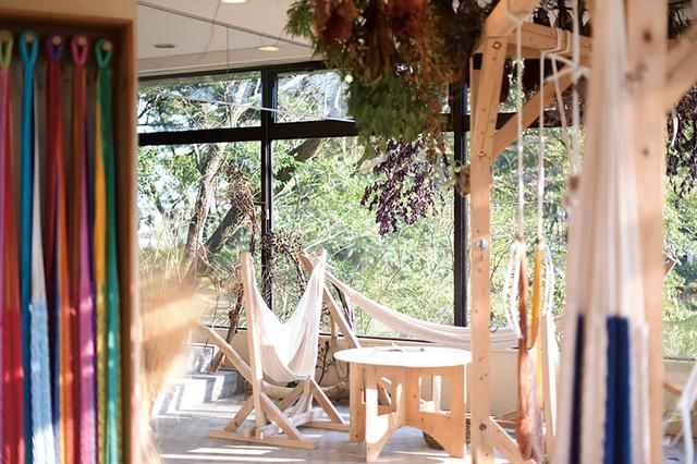 画像: 15:00 ハンモックカフェ