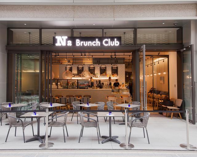 画像1: 東京でラミントンを食べることができるお店: N2 Brunch club