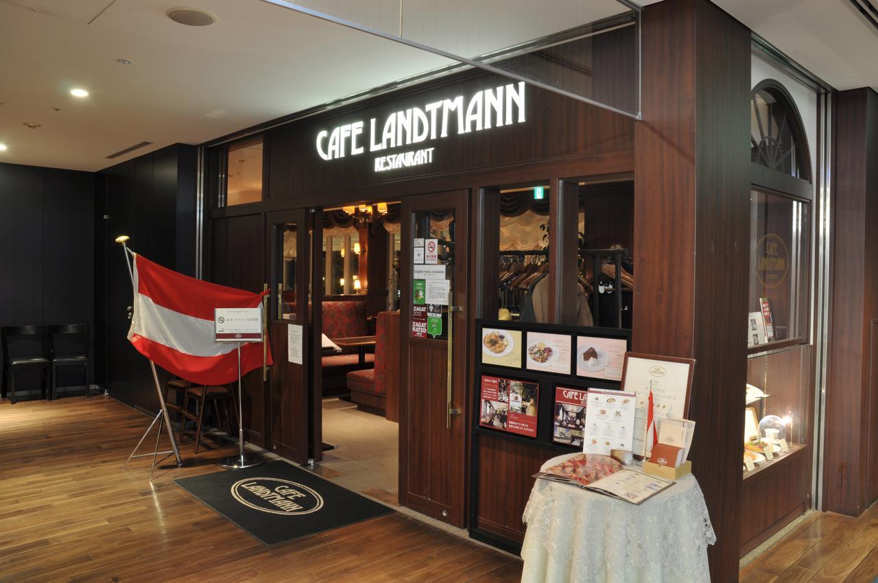 画像1: 東京でザッハトルテを食べることができるお店: カフェ ラントマン 青山店