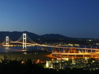 【室蘭市】白鳥大橋