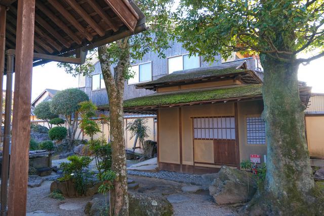 画像: 昭和に造られた茶室。
