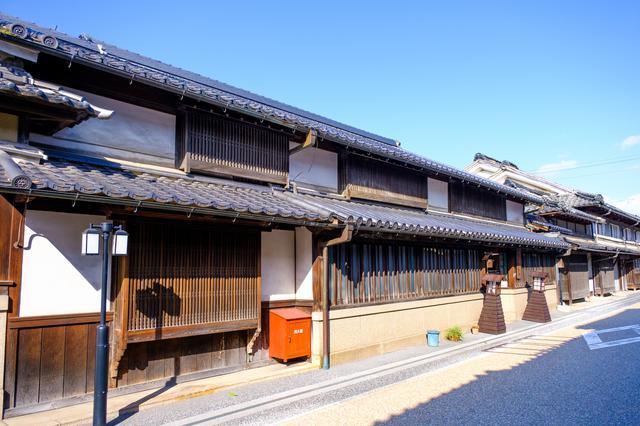 画像: 津山藩の城下町「城東」を巡ります。
