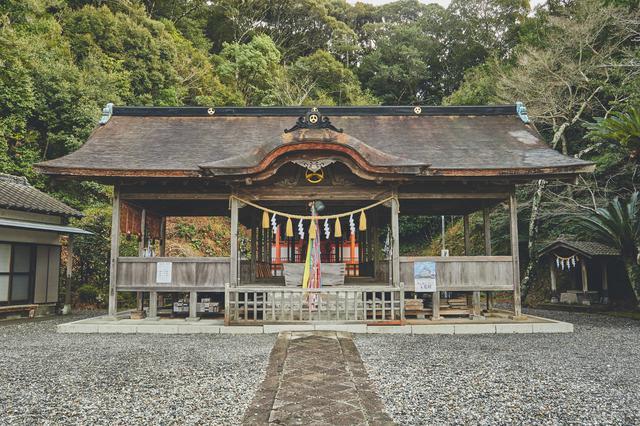 画像2: 隠れ絶景スポット! 鳴無神社でフォトジェニックな写真を撮影
