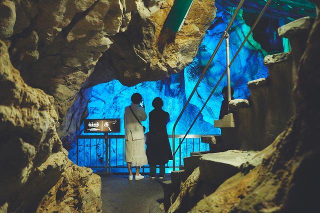 画像1: 巨大鍾乳洞「龍河洞」で地球のパワーを感じるディープな感動体験