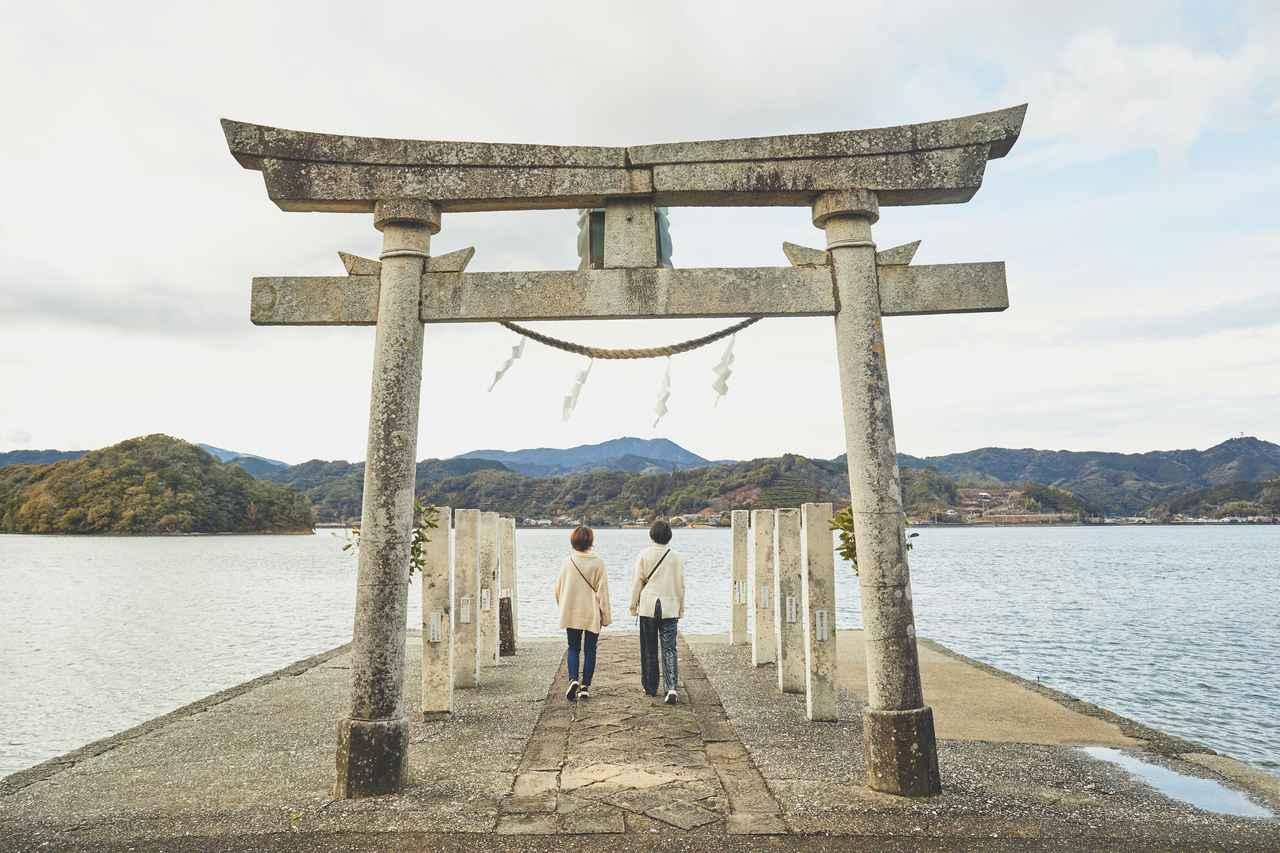 画像1: 隠れ絶景スポット! 鳴無神社でフォトジェニックな写真を撮影