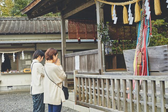 画像3: 隠れ絶景スポット! 鳴無神社でフォトジェニックな写真を撮影