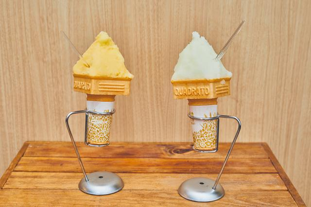 画像3: 旅の締めくくりに。「fam icecream station」で高知のゆずや柑橘のジェラートを