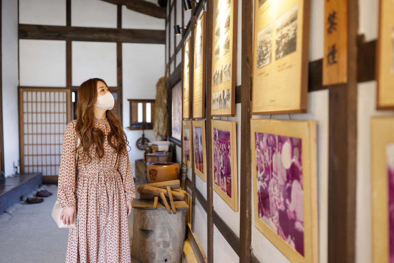 画像2: 映画『男はつらいよ』ロケ地であった作州城東屋敷を見学