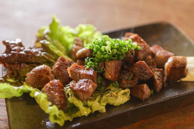 画像2: 津山ならではの牛肉がメインの居酒屋「炙家ぼっけもん」