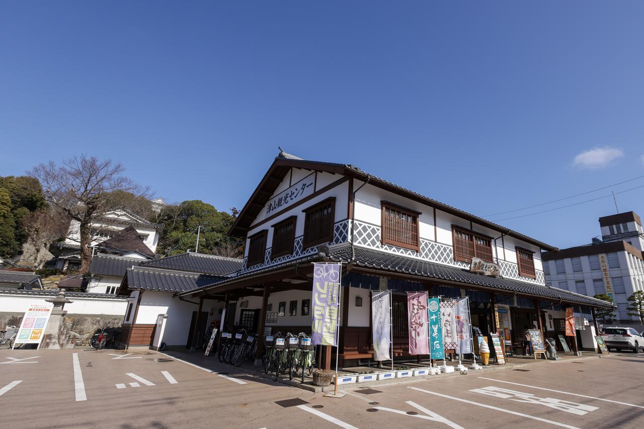 画像1: 津山城のお膝元、「津山観光センター」でおみやげ選び