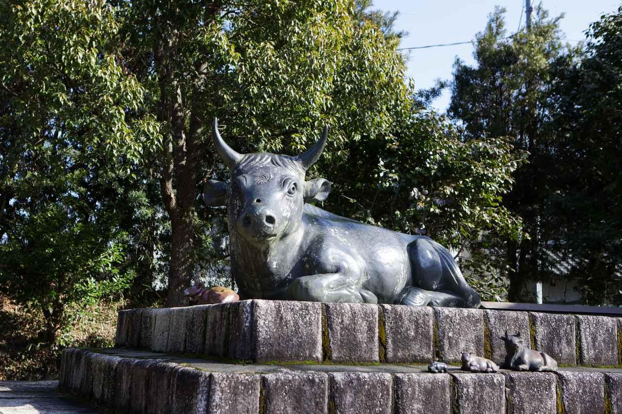 画像4: 牛馬の安産守護の神として知られる由緒ある「中山神社」