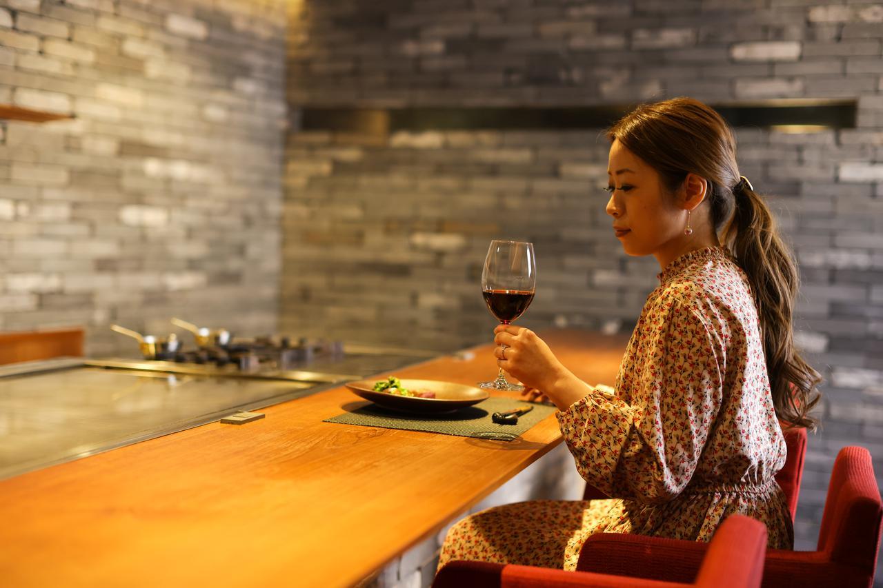画像5: 肉の都・津山だからこそ味わえる厳選和牛を鉄板焼きで。「Steak&Wine Bocci」