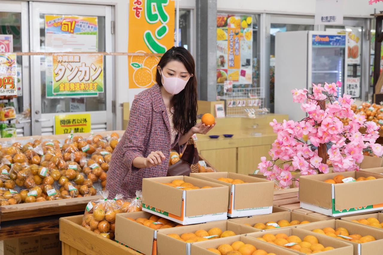 画像4: 沖縄で人気の「道の駅許田」に立ち寄って、小腹を満たす