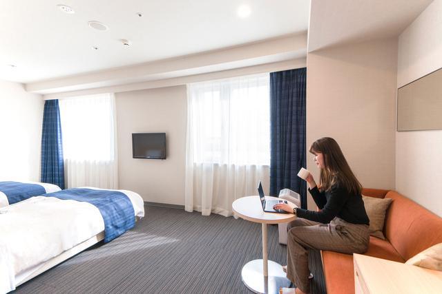 画像2: 【ホテル】アクセス抜群な駅近ホテルを拠点にワーケーション|JR九州ホテル宮崎