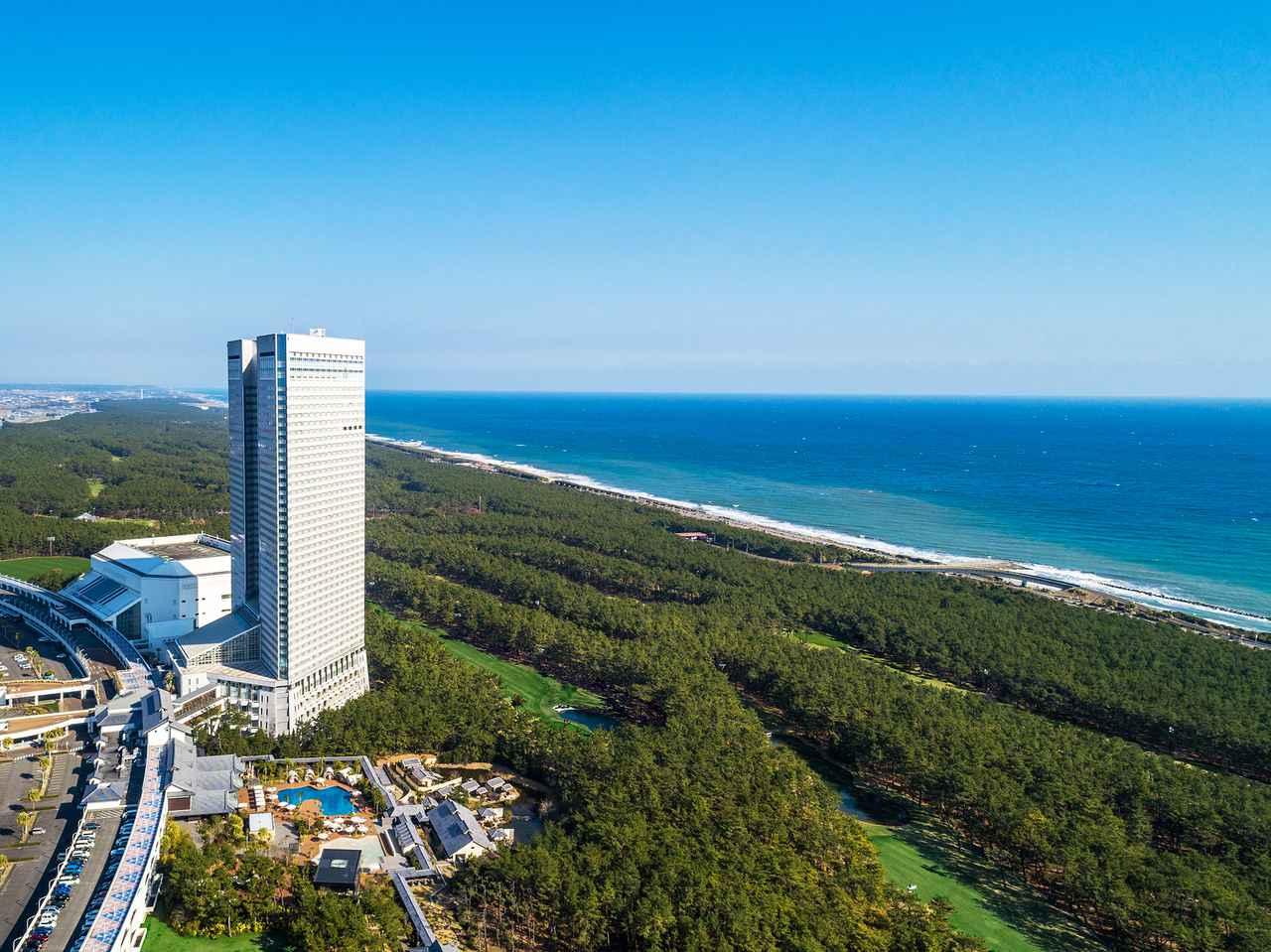 画像1: 【ホテル】ラグジュアリーなリゾートワーケーションを|シェラトン・グランデ・オーシャンリゾート