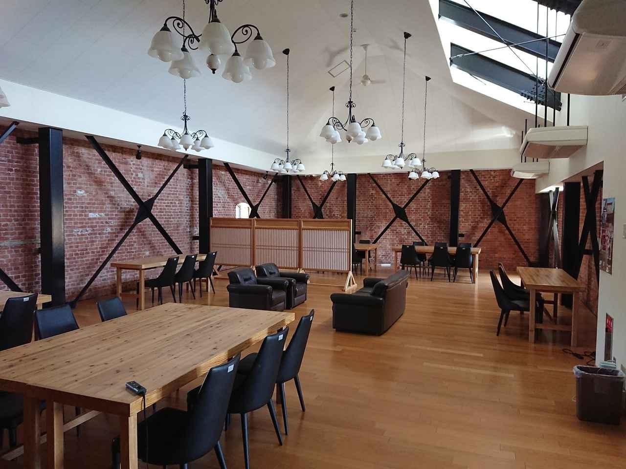 画像2: 【平日】歴史とモダンデザインが融合した建築物でゆったり仕事|油津赤レンガ館