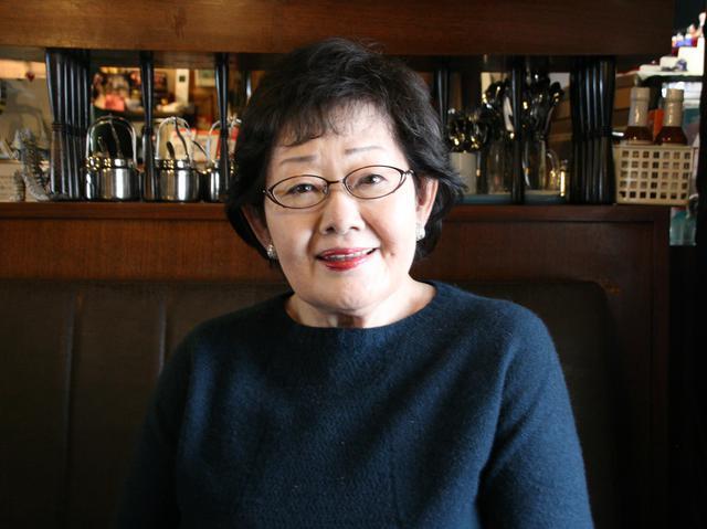 画像: 創業者の小西新吉・徳子夫妻の娘である、オーナーの小西悦子さん