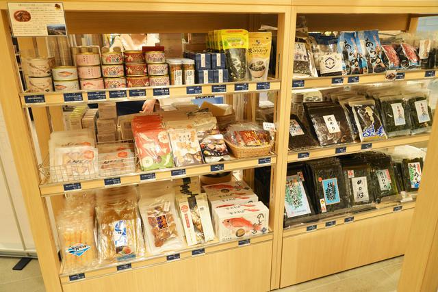 画像: グルメジャンルでは豊富な海産物が特に人気