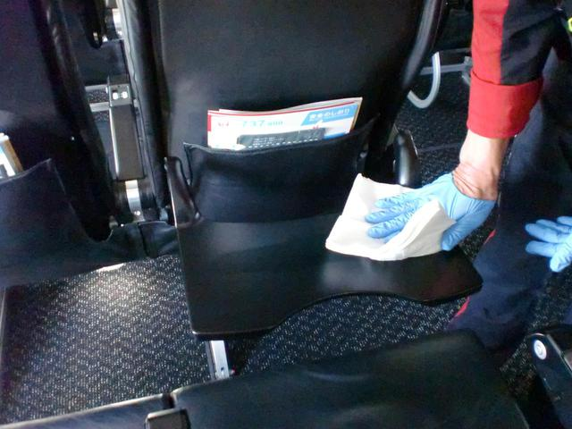 画像2: ご搭乗前もウイルス対策を徹底。空港の安全対策の今
