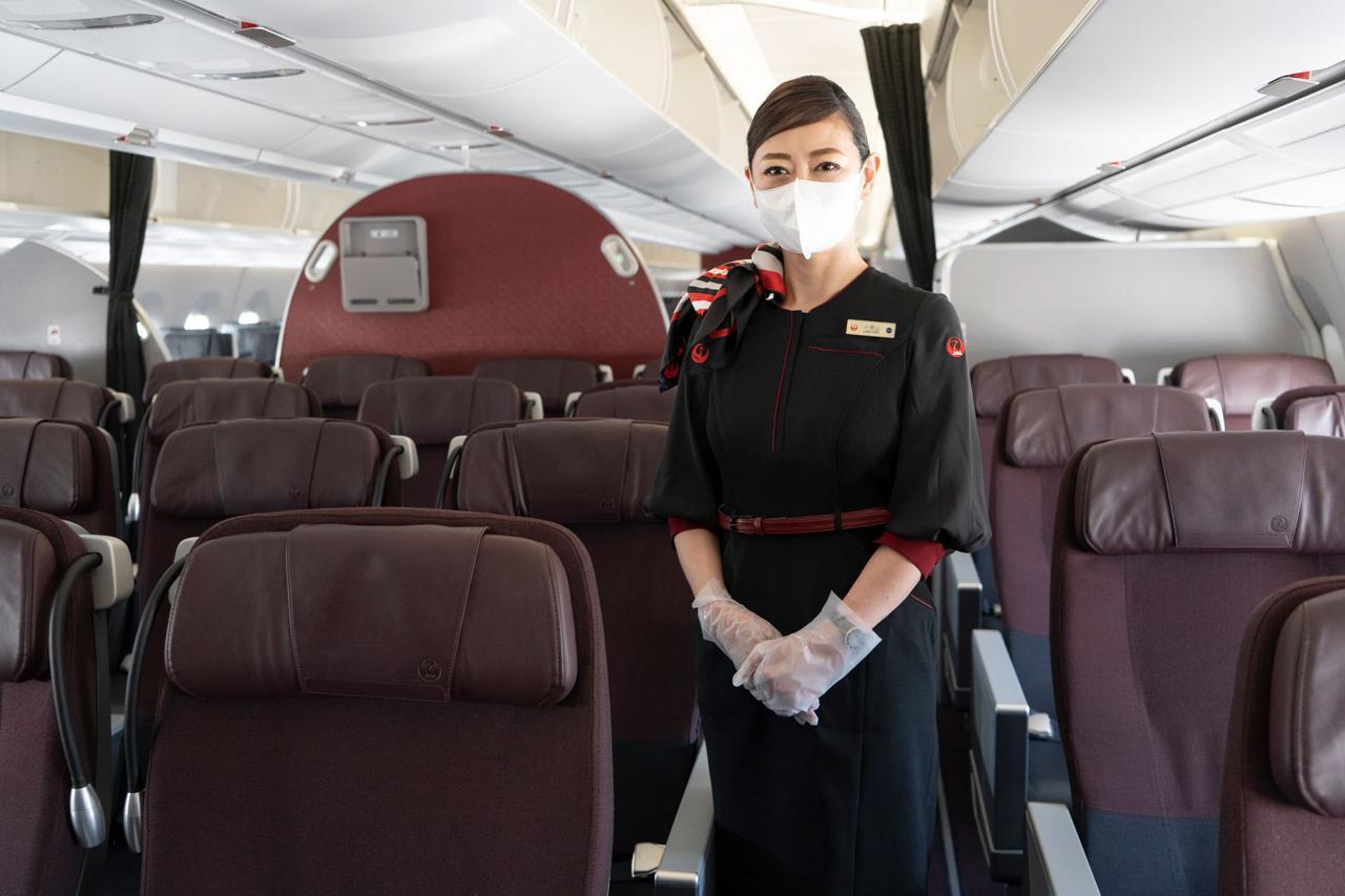 画像3: ご搭乗前もウイルス対策を徹底。空港の安全対策の今