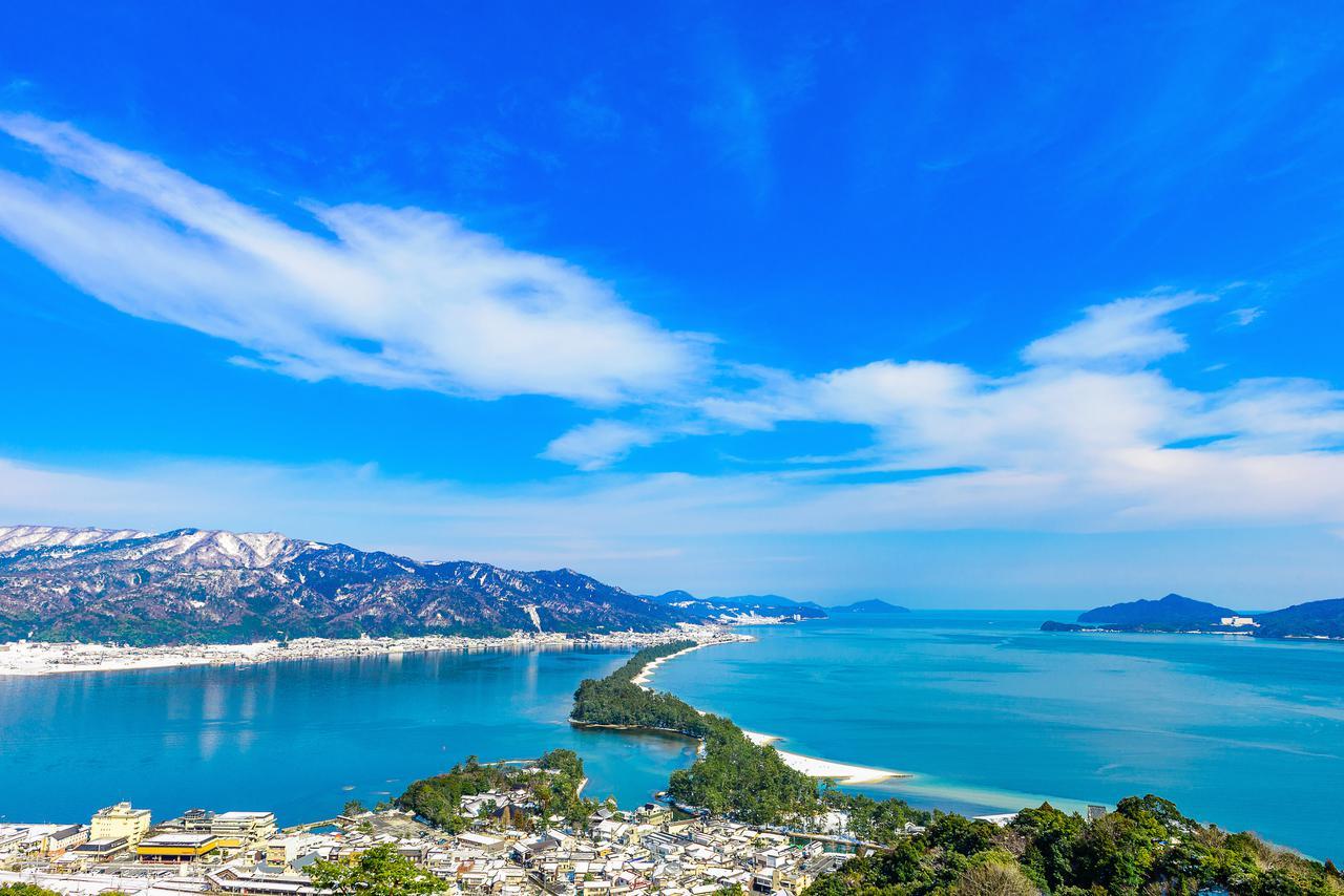 画像: 絶景スポット4「天橋立の美しい緑」