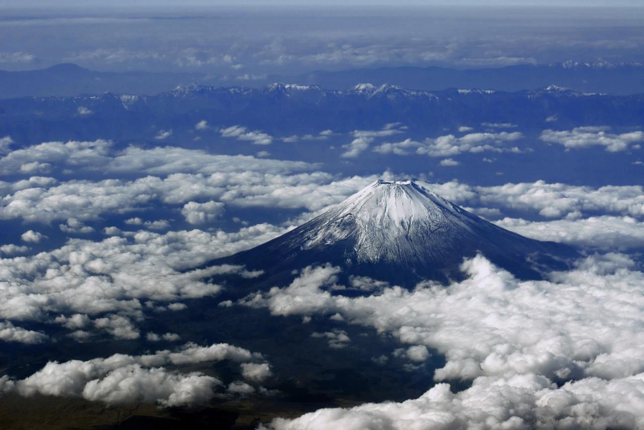 画像: 絶景スポット3「東京のランドマークと富士山」