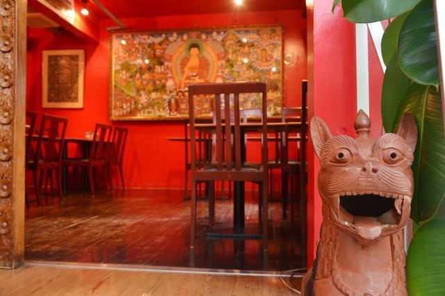 画像6: 【恵比寿】国内ネパール料理店の草分け「クンビラ」