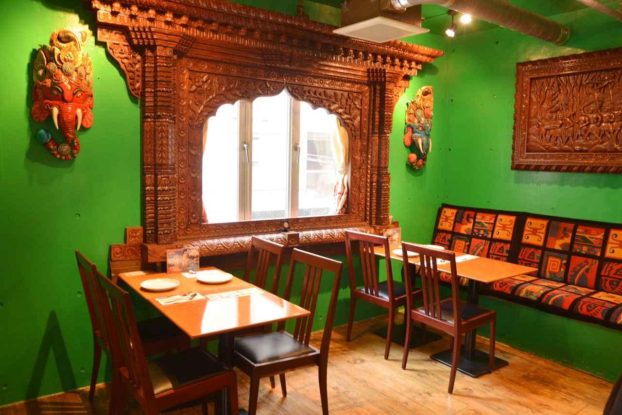 画像7: 【恵比寿】国内ネパール料理店の草分け「クンビラ」